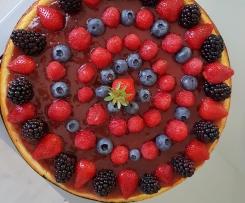 Cheesecake per compleanno