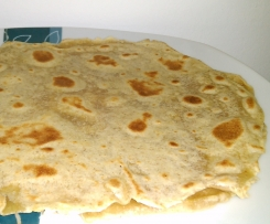 Piadine all'olio d'oliva