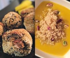 Quinoa: cena per due