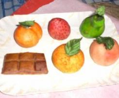 "frutta martorana  ""pasta reale"" -apemaia31-"