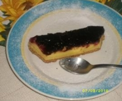 Cheese cake alle ciliegie