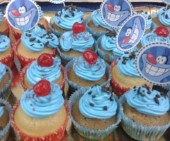 cupcakes di OGGY con frosting goloso -  CONTEST