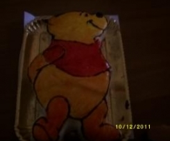 torta compleanno winnie the pooh