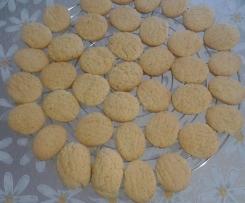 Biscotti pannocchie