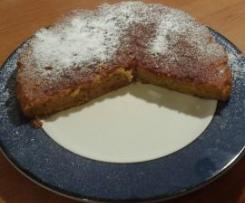 Torta Mandorle e Carote