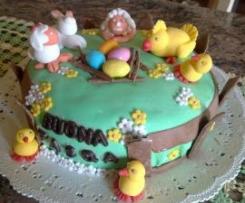 torta di pasqua in pdz