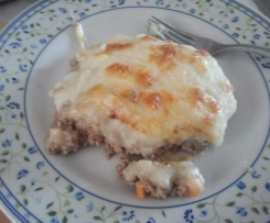 Cottage Pie (Sformato di Carne e Patate)