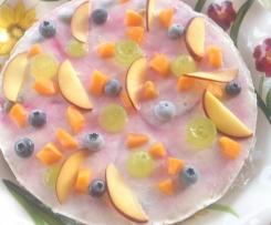 torta yogurt e macedonia