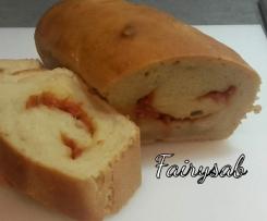 Plumcake di pane al pomodoro (esubero Pasta Madre)
