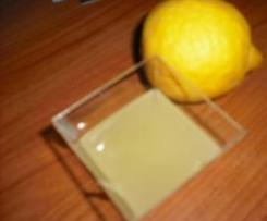 gel di limoni