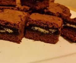 brownies con sorpresa