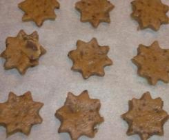 Biscotti al nocciolato