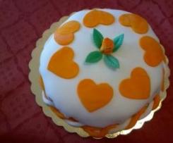 torta di compleanno dany