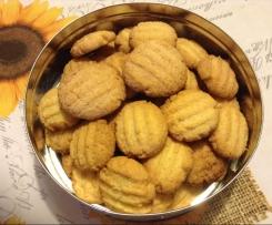 Frollini al cocco senza glutine