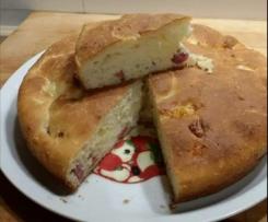Pan di Spagna salato versione gluten free