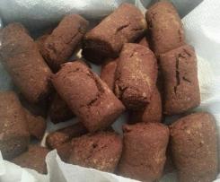 biscotti alla farina di carrube