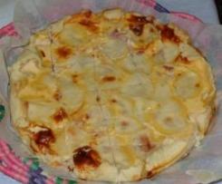 quiche di patate e salsiccia