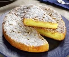 """Torta della nonna dal libro """"Torte e biscotti"""""""