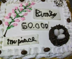 Torta Primavera (Per Cake Design Contest)