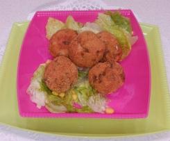 Pepite di pollo con Funghi senza glutine e senza lattosio