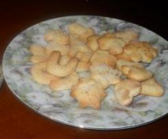 Biscotti al sapor di semplicità!