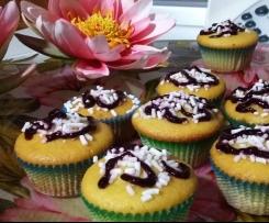 Muffin ai frutti di bosco  - Contest